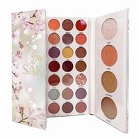 Sweet Sakura Eye & Face Booklet
