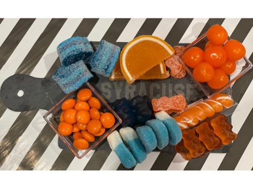 Mini Slate College Candycuterie Board