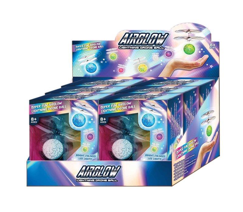 AirGlow Lightening Drone Ball