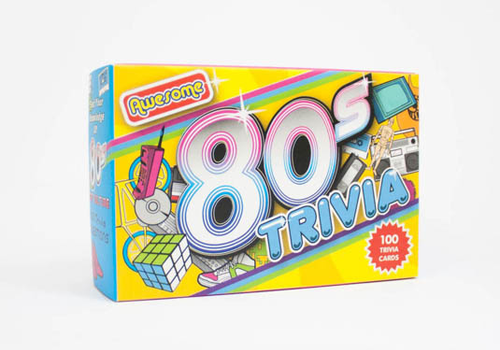 Awesome 80s Trivia