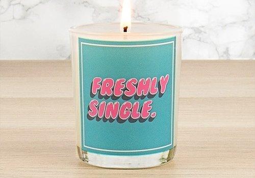 Freshly Single Candle