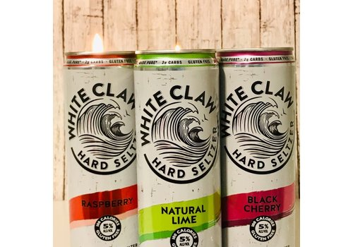 FAIRE White Claw Candle