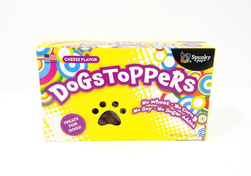 Dogstoppers- Cheese Flavor Dog Treats