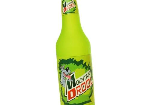 Silly  Squeaker Beer Bottle Mountain Dew
