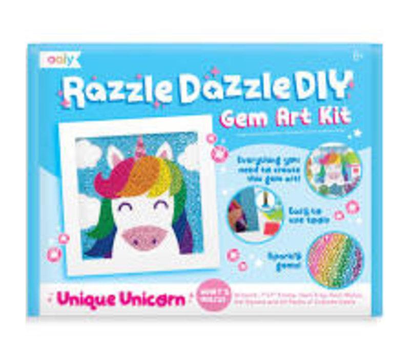 Razzle Dazzle DIY Gem Art Kit