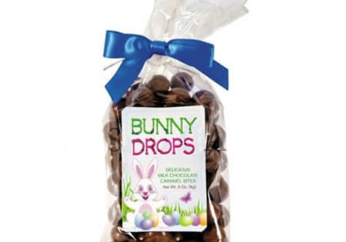 Bunny Drops Carmel Chocolate