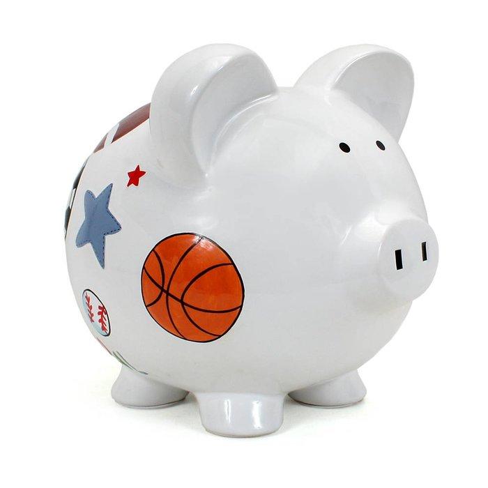 Sport Piggy Bank