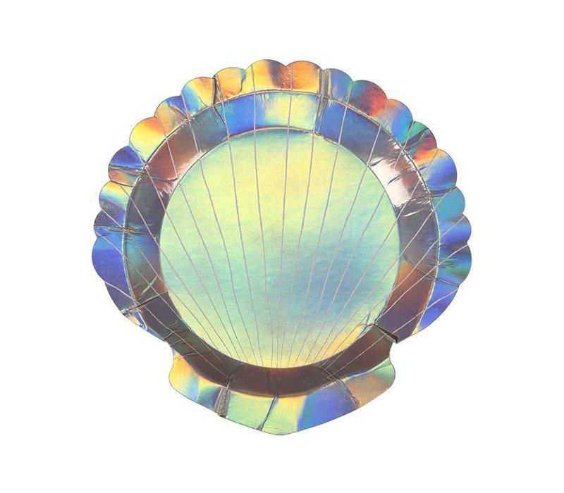Small Shell Plates