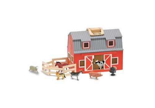Melissa & Doug Fold and Go Barn