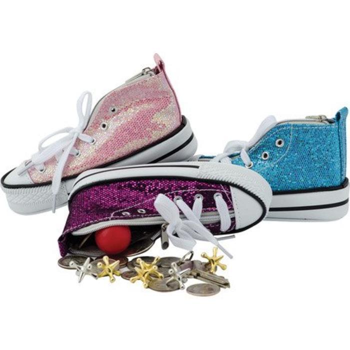 Sneaker Coin Purse