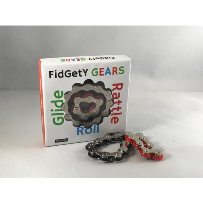 Fidgety Gears