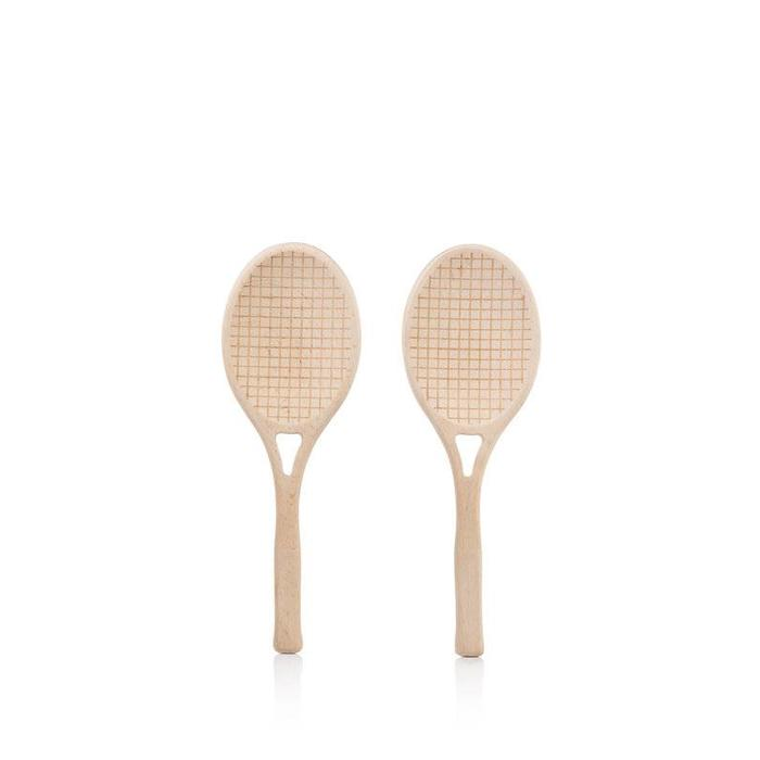 Tennis Racket Salad Servers
