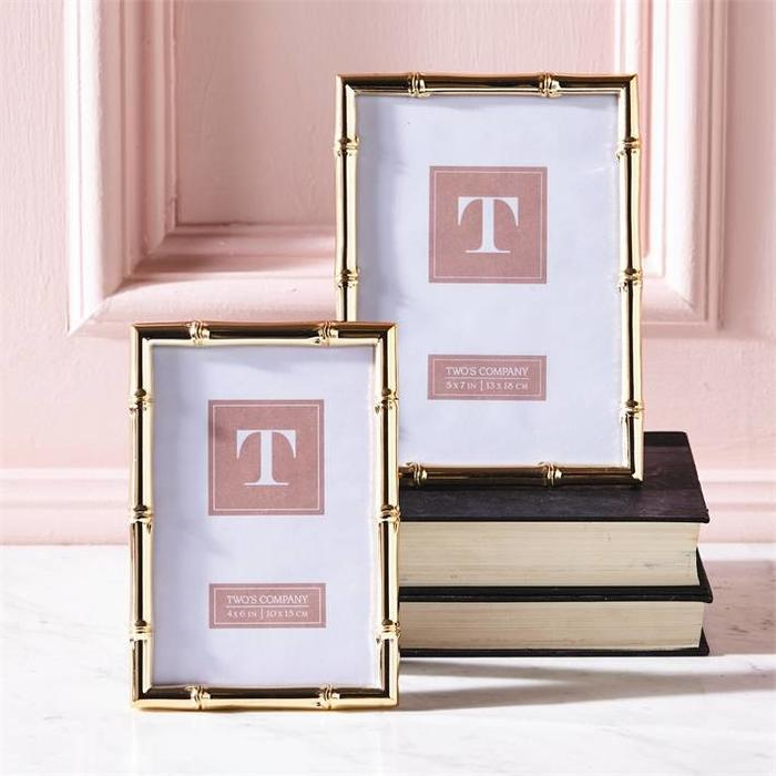 Rose Gold Photo Frame