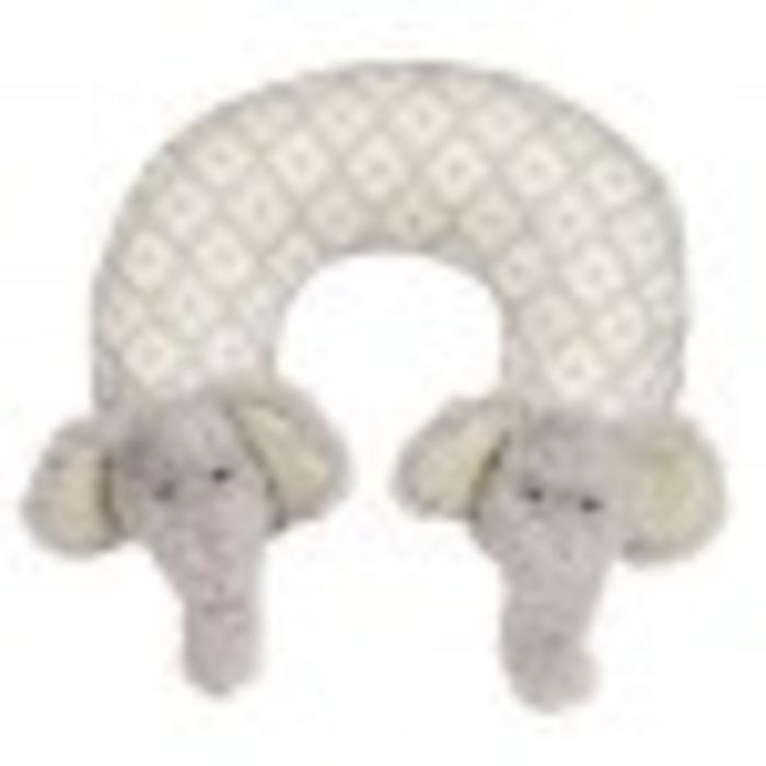 Emerson the Elephant Travel Pillow