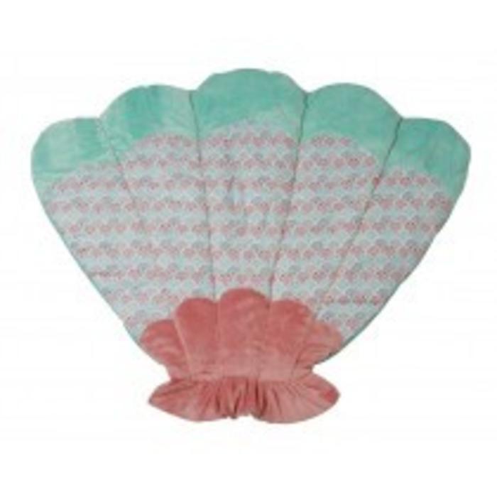 Seashell Nap Mat