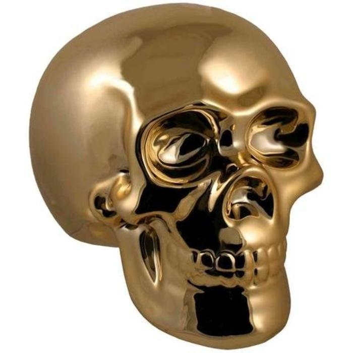 Golden Skull Bank