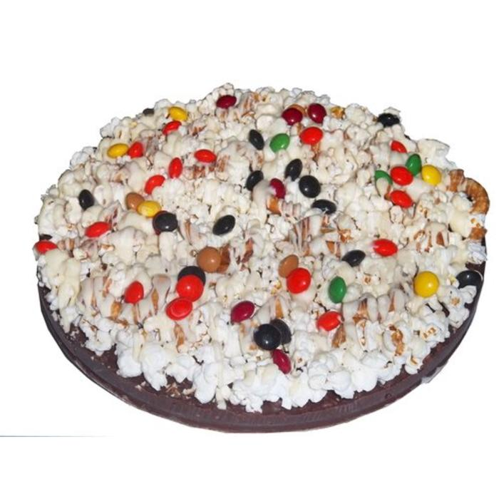 Gourmet Chocolate Pizza- Supreme