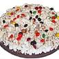 Gourmet Chocolate Pizza- Supreme