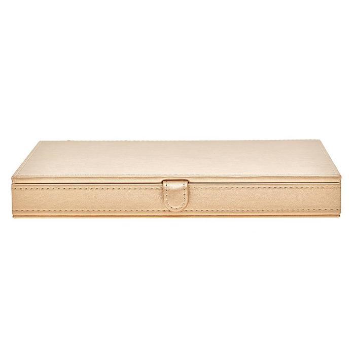 Vienna Travel Jewlery Box- Gold