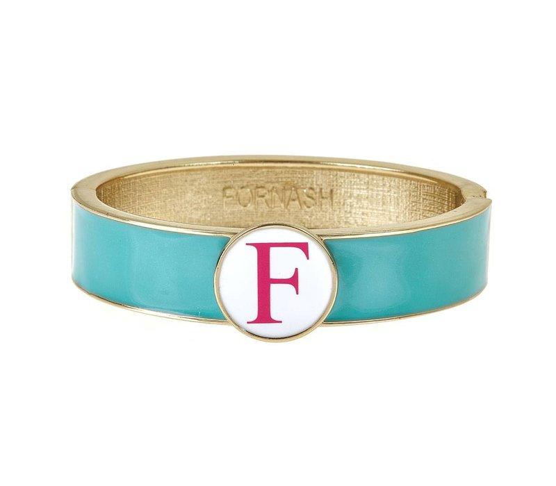 Monogrammed Belle Bracelet