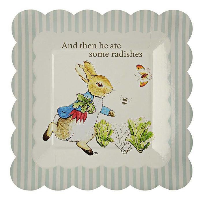 Peter Rabbit Small Plate