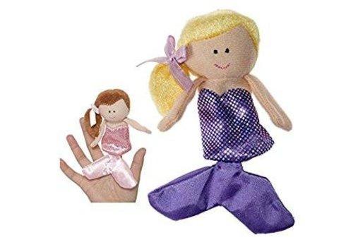 GANZ Mermaid Finger Puppet