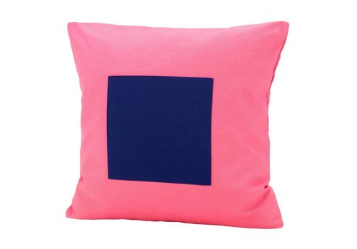 WB Monogrammed Throw Pillow