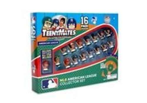Party Animal Teenymates MLB American League Batter 16 Pack