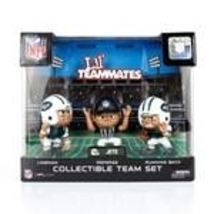 New York Jets Lil Teammates Team Set