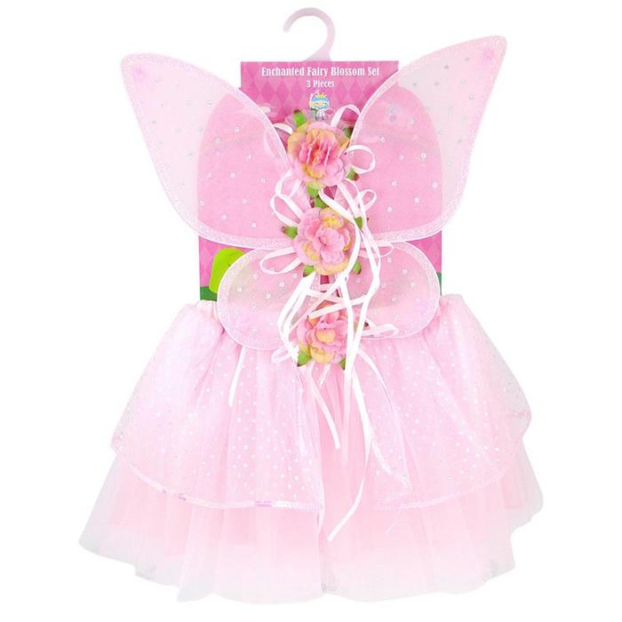 Enchanted Fairy 3 Piece Dress Up Set