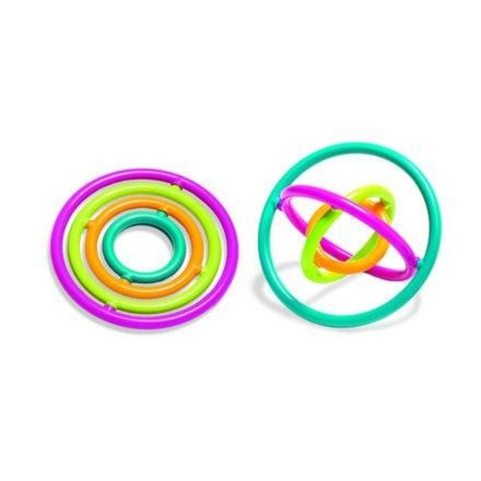 Round Gyrobi Fidget Toy