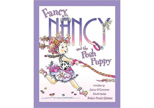 Harper Collins Fancy Nancy and the Posh Puppy Hardcover