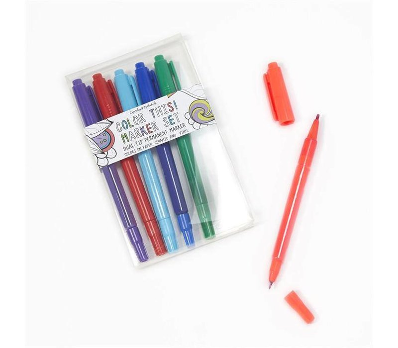 Color This! Perm Markers