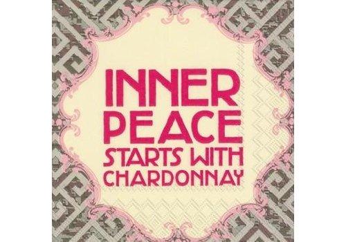 Boston International Inner Peace Cocktail Napkins