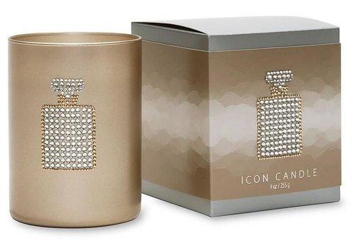 Primal Elements Perfume Bottle Icon Candle