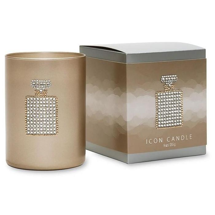 Perfume Bottle Icon Candle