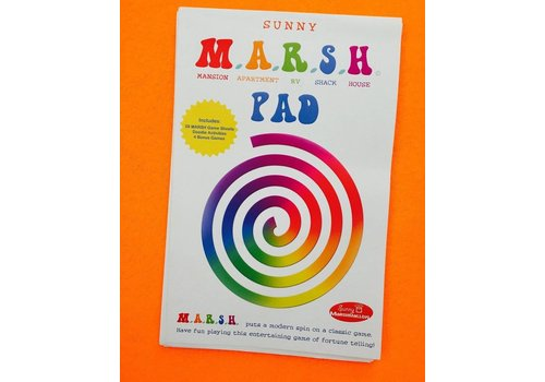 Sunny MarshMallow M.a.r.s.h Pad