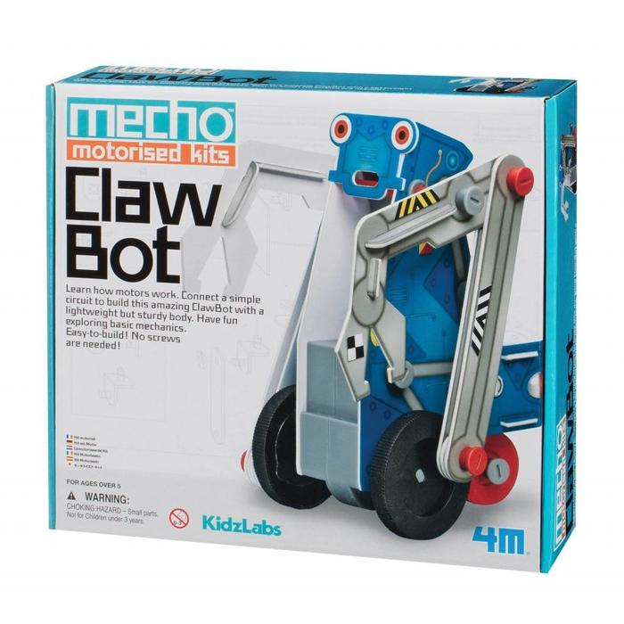 Mecho Motorised Clawbot