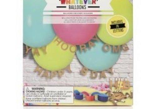 NPW Whatever Balloons