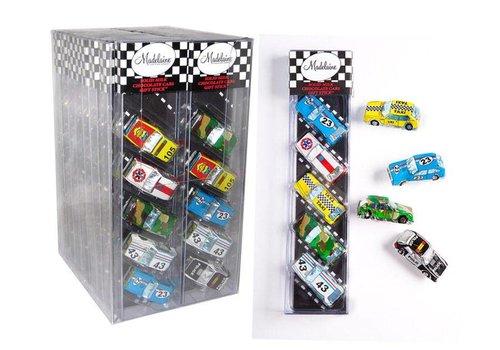 Gumdrop Lane Inc. Madelaine Mini Racing Car Gift Stick