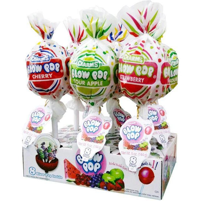 Giant Blow Pops