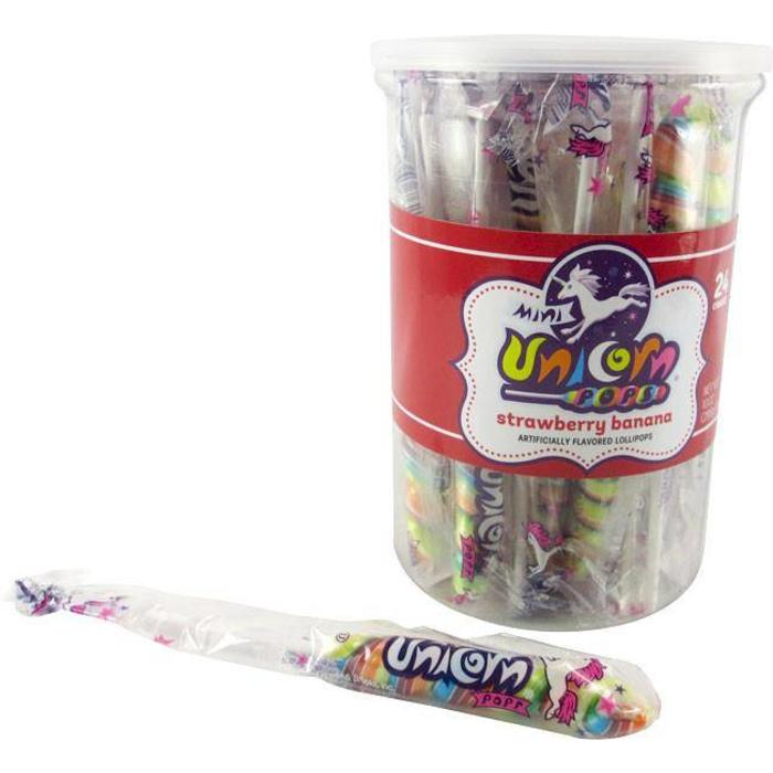 Mini Unicorn Pops