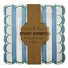 Meri Meri Toot Sweet Blue small Plates
