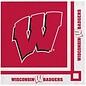 NCAA Beverage  Napkins Wisconsin