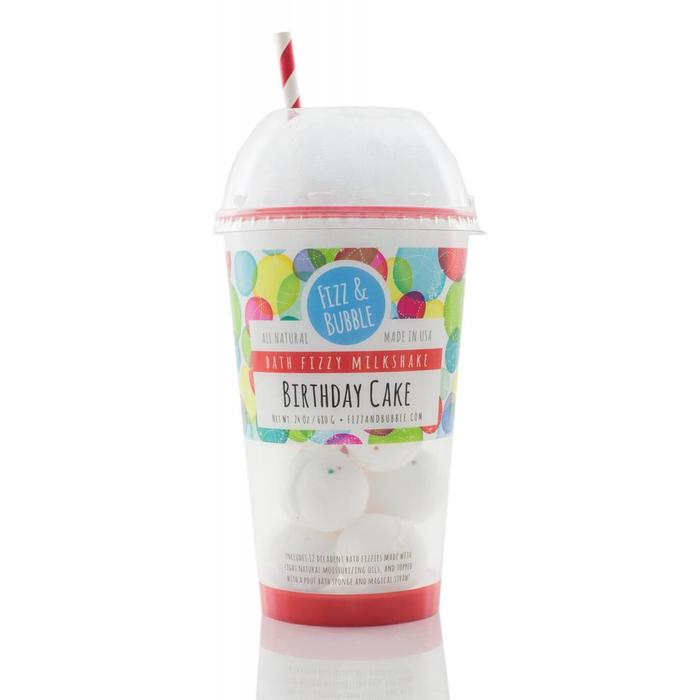 Milkshake Bath Bomb Set