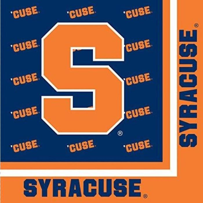 NCAA Beverage  Napkins Syracuse