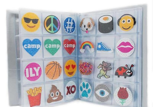 Sticker Beans Collector Books