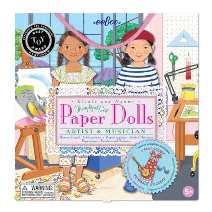 Paper Doll Assortment