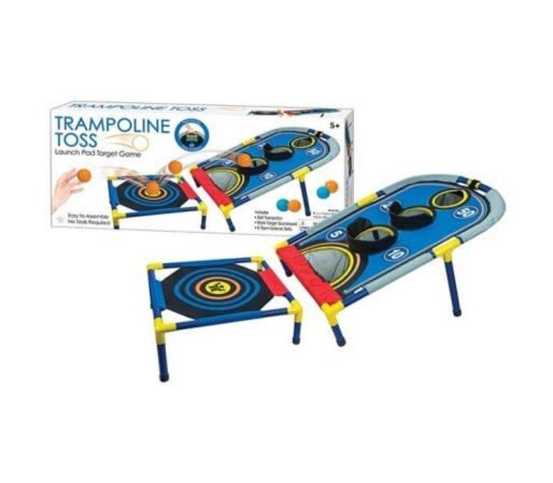 Trampoline Toss