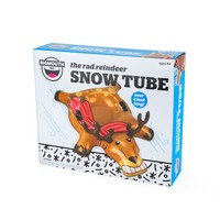 The Rad Reindeer Snow Tube